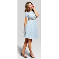 Teplákové šaty