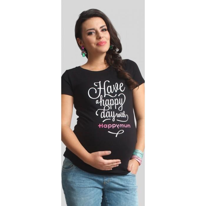 8cc5fa2b17 Tehotenské tričko Happy Day t-shirt (b1014)