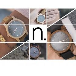 Dámske drevené hodinky 32350a46814