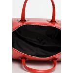 Červená elegantná kabelka SB334