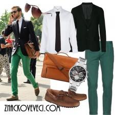Ležérna trendy elegancia