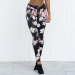 Športový kvetovaný FITNESS KOMPLET Trening Floral KPL5