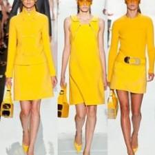 4 tipy ako zaradiť horčicovú farbu v outfitoch