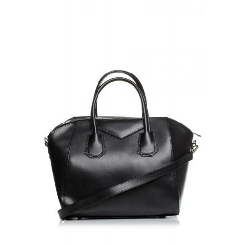 Čierna elegantná kabelka SB334