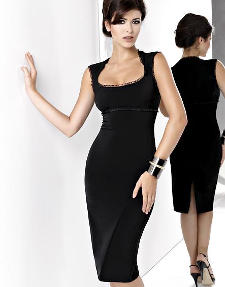 púzdrové šaty